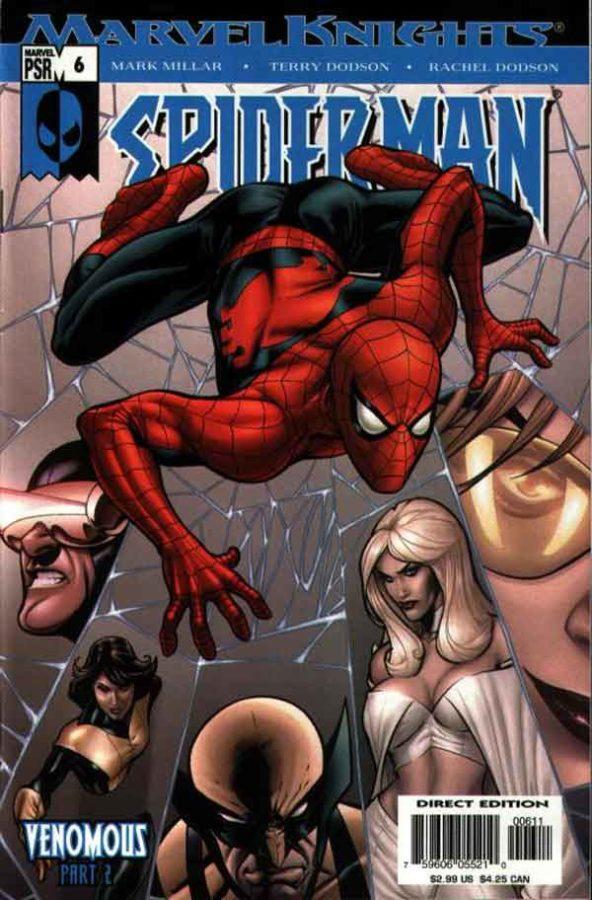Marvel Knights Spider-Man #06, Рыцари Марвел Человек Паук 06, читать комиксы Человек Паук