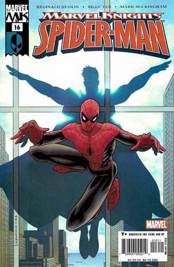 Marvel Knights Spider-Man #16, Рыцари Марвел Человек Паук, читать комиксы Человек Паук