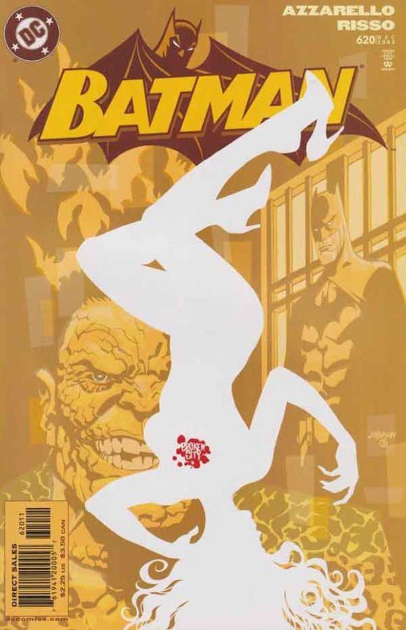 Бетмен #620 (Batman #620), читать комикс онлайн про Бэтмена, Бэтмен Сломленный город