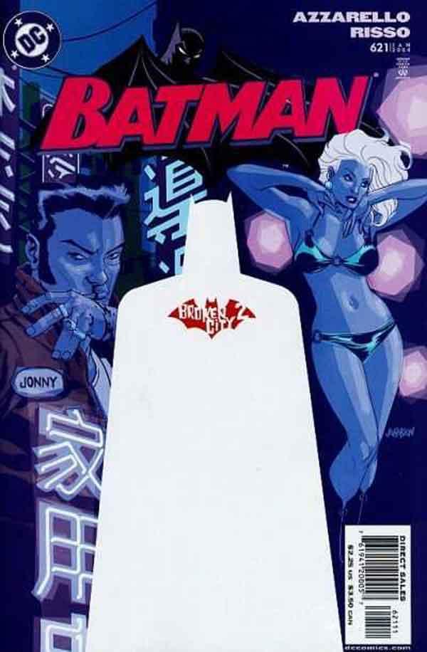 Бетмен #621 (Batman #621), читать комикс онлайн про Бэтмена, Бэтмен Сломленный город