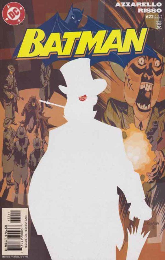 Бетмен #622 (Batman #622), читать комикс онлайн про Бэтмена, Бэтмен Сломленный город