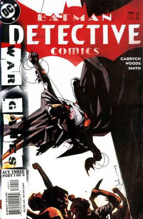 detective comics #799, комиксы про Бэтмена онлайн на русском, Детективные игры