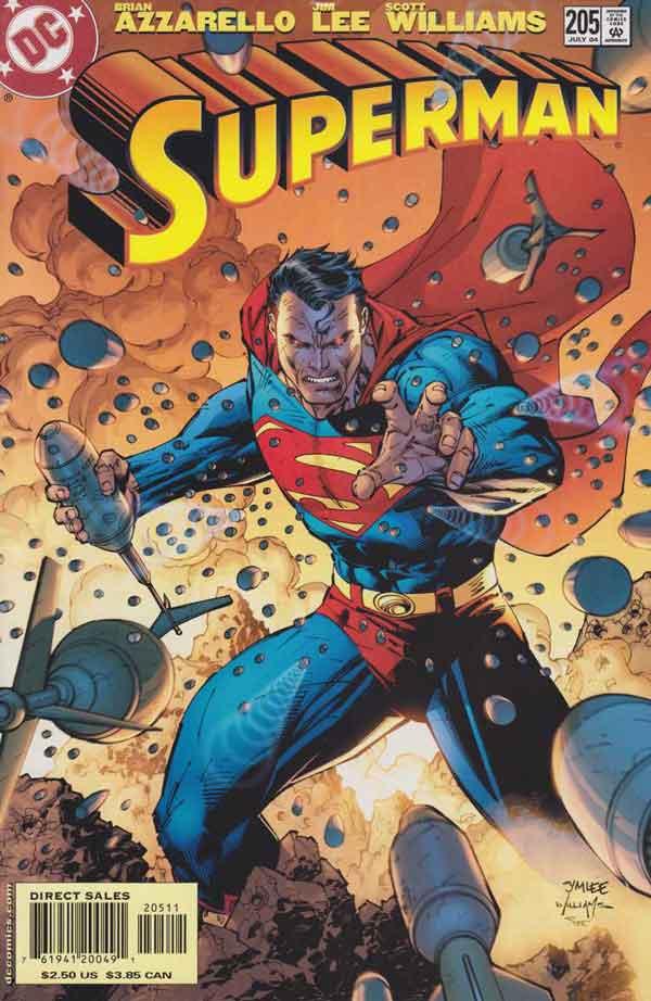 Superman Vol 2 205, читать онлайн, комиксы бесплатно читать, комиксы на русском онлайн бесплатно