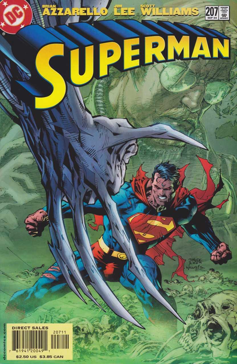 Superman Vol 2 207, читать онлайн, комиксы бесплатно читать, комиксы на русском онлайн бесплатно