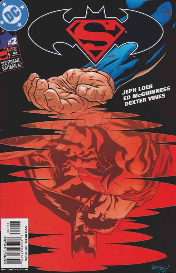 Superman Batman World's Finest #2, Бэтмен и Супермен — Лучшие в мире #2, комиксы бэтмен супермен читать