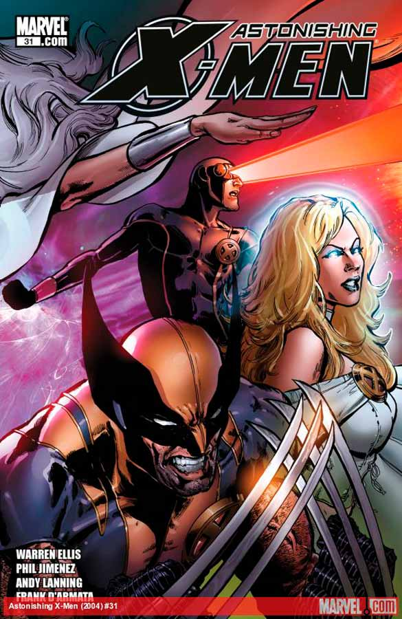 Поразительные Люди Икс #31, Astonishing X-Men #31, читать комиксы про Людей-Икс