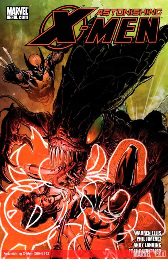 Поразительные Люди Икс #32, Astonishing X-Men #32, читать комиксы про Людей-Икс