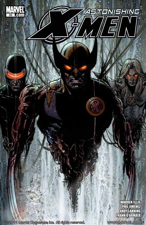 Поразительные Люди Икс #33, Astonishing X-Men #33, читать комиксы про Людей-Икс