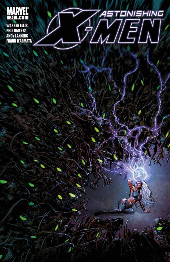 Поразительные Люди Икс #34, Astonishing X-Men #34, читать комиксы про Людей-Икс