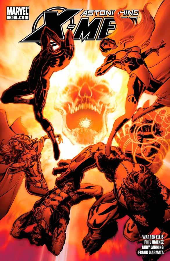 Поразительные Люди Икс #35, Astonishing X-Men #35, читать комиксы про Людей-Икс