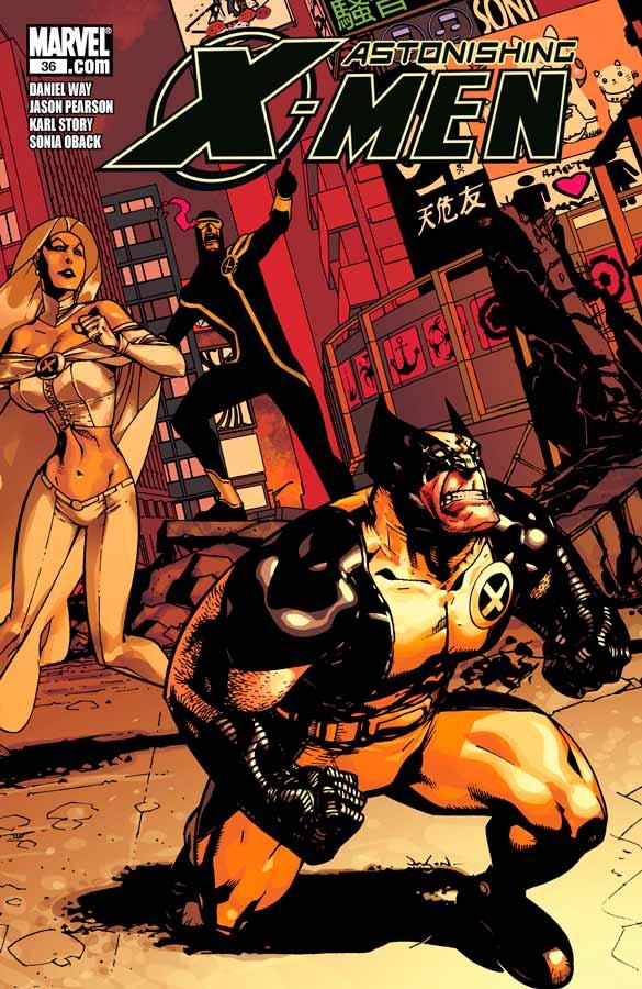 Поразительные Люди Икс #36, Astonishing X-Men #36, читать комиксы про Людей-Икс