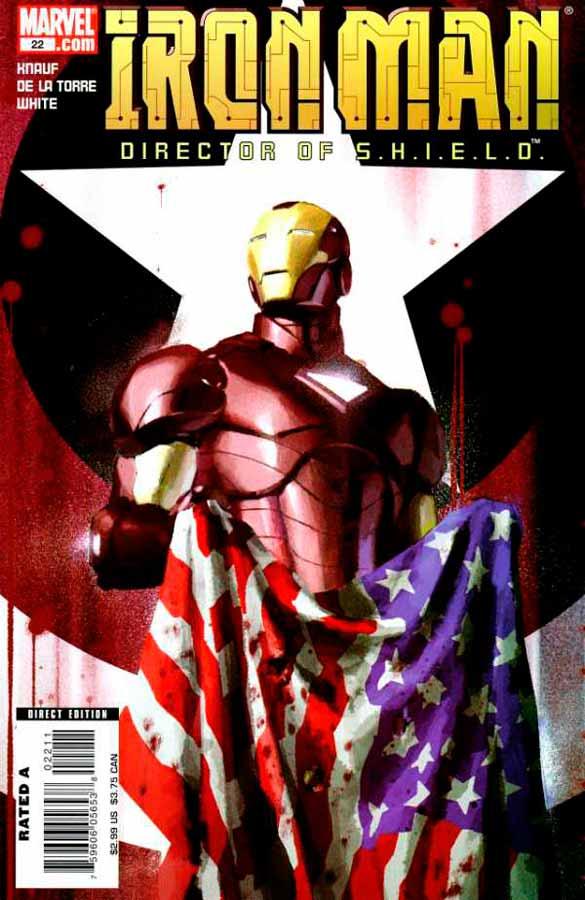 Железный Человек Том 4 #22, Iron Man #22 Vol 4, читать комиксы про Железного Человека