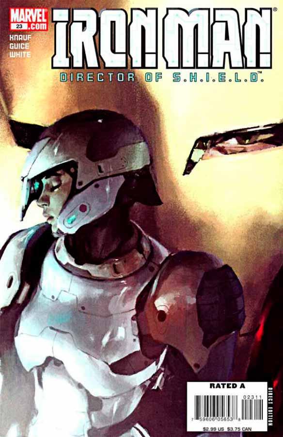 Железный Человек Том 4 #23, Iron Man #23 Vol 4, читать комиксы про Железного Человека