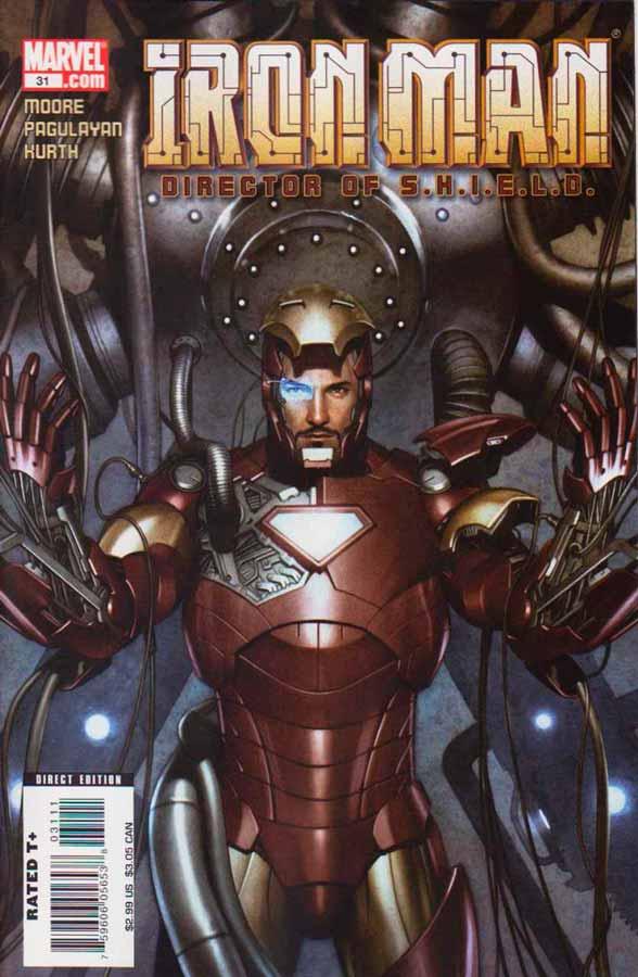 Железный Человек Том 4 #31, Iron Man #31 Vol 4, читать комиксы про Железного Человека
