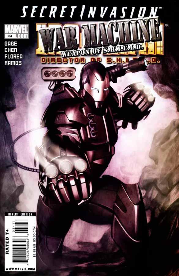 Железный Человек Том 4 #34, Iron Man #34 Vol 4, читать комиксы про Железного Человека