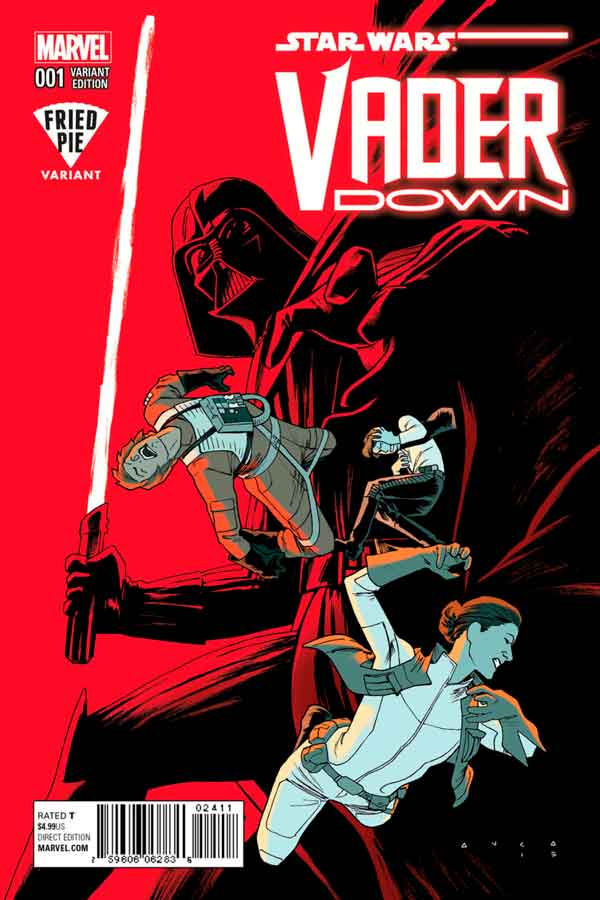 Star Wars: Vader Down (2015) Звёздные Войны скачать/читать онлайн