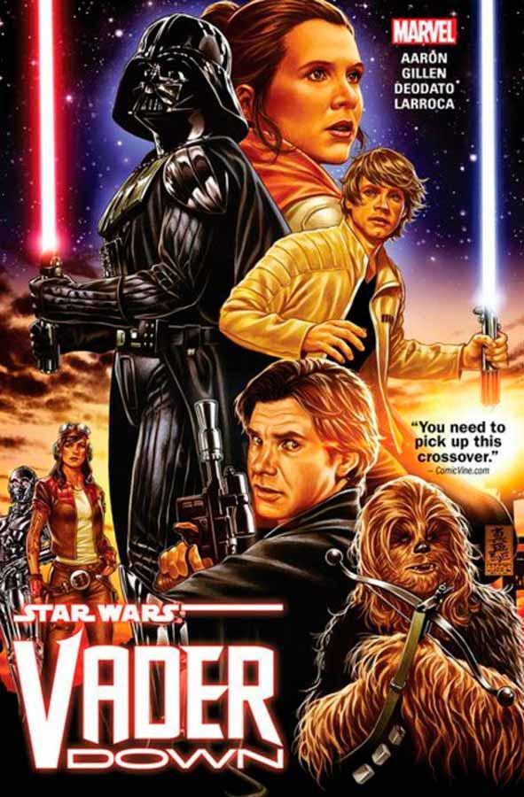 Star Wars: Vader Down #1, Звёздные войны: Крушение Вейдера #1, читать комиксы Звёздные воины