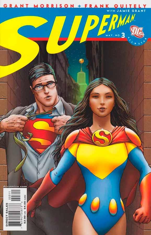 All-Star Superman #3, Супермен: Все звезды #3, читать комиксы про Супермена