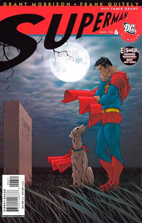 All-Star Superman #6, Супермен: Все звезды #6, читать комиксы про Супермена