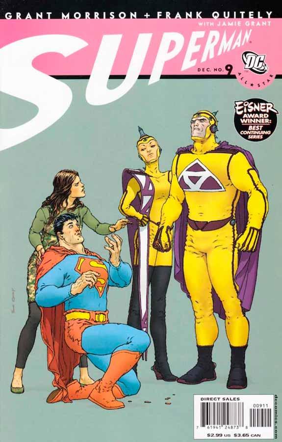 All-Star Superman #9, Супермен: Все звезды #9, читать комиксы про Супермена