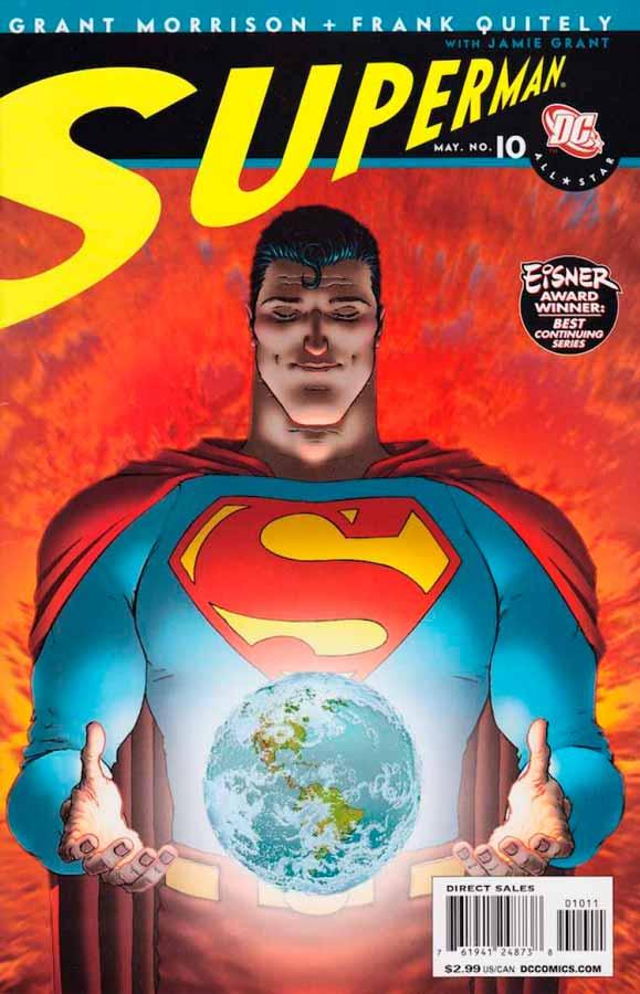 All-Star Superman #10, Супермен: Все звезды #10, читать комиксы про Супермена