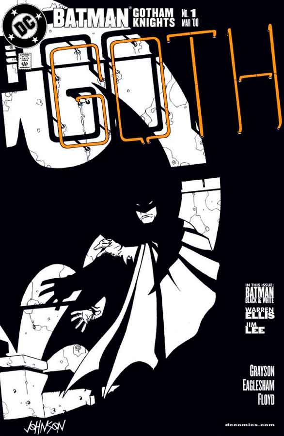 Batman Gotham Knights #1, Бэтмен Рыцари Готэма №1, читать комиксы онлайн бэтмен