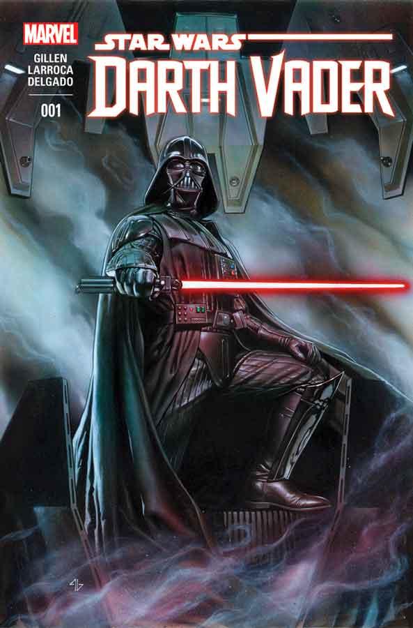 Звёздные войны: Дарт Вейдер Том 1 #1, Darth Vader (2015) #1, комиксы Звёздные войны