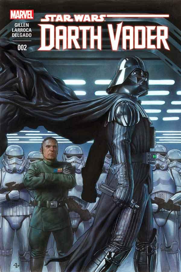 Звёздные войны: Дарт Вейдер Том 1 #2, Darth Vader (2015) #2, комиксы Звёздные войны