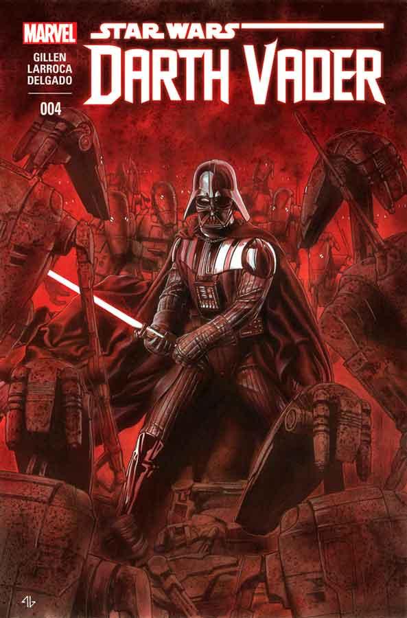 Звёздные войны: Дарт Вейдер Том 1 #4, Darth Vader (2015) #4, комиксы Звёздные войны