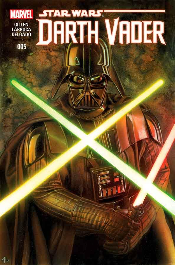 Звёздные войны: Дарт Вейдер Том 1 #5, Darth Vader (2015) #5, комиксы Звёздные войны