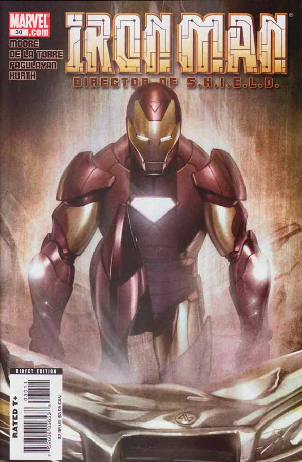 Железный Человек Том 4 #30, Iron Man #30 Vol 4, читать комиксы про Железного Человека