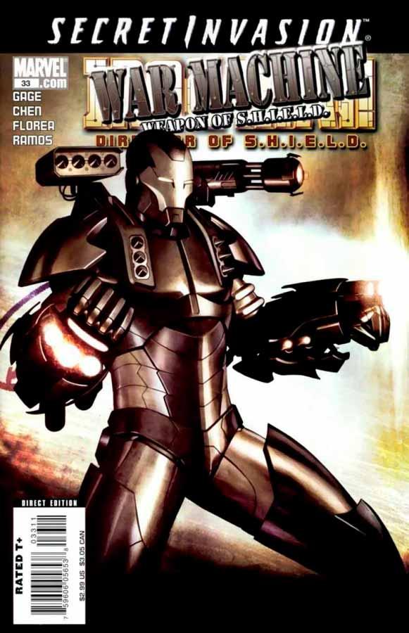 Железный Человек Том 4 #33, Iron Man #33 Vol 4, читать комиксы про Железного Человека