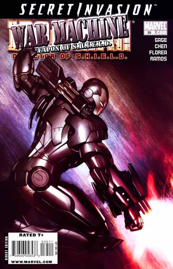 Железный Человек Том 4 #35, Iron Man #35 Vol 4, читать комиксы про Железного Человека