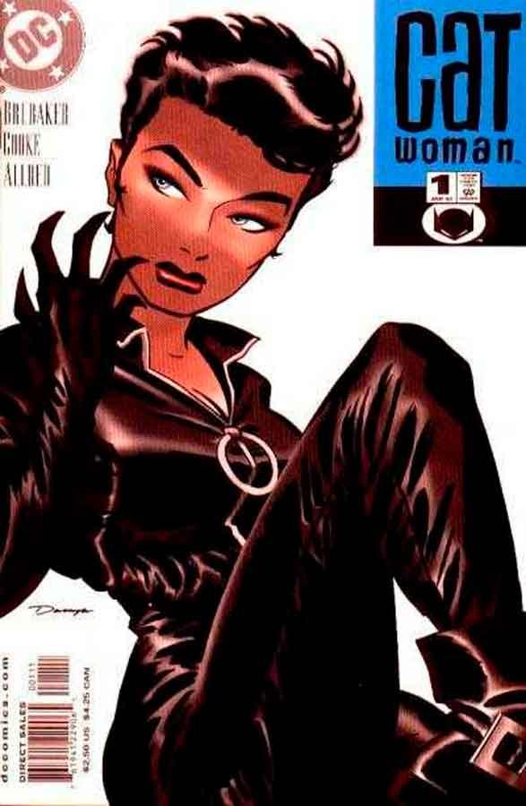 Женщина Кошка Том 3 #1, Catwoman #1 Vol 3, комиксы женщина кошка