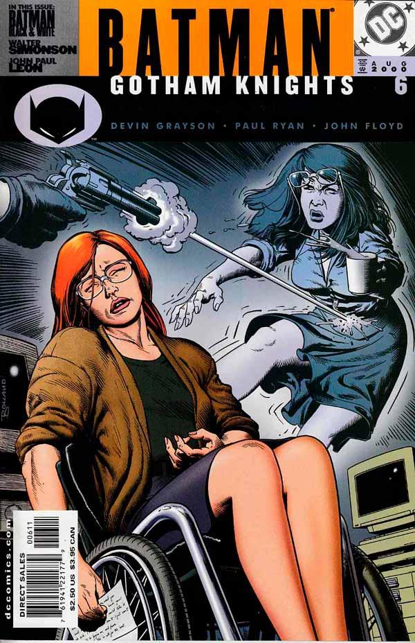 Batman Gotham Knights #6, Бэтмен Рыцари Готэма №6, читать комиксы онлайн бэтмен
