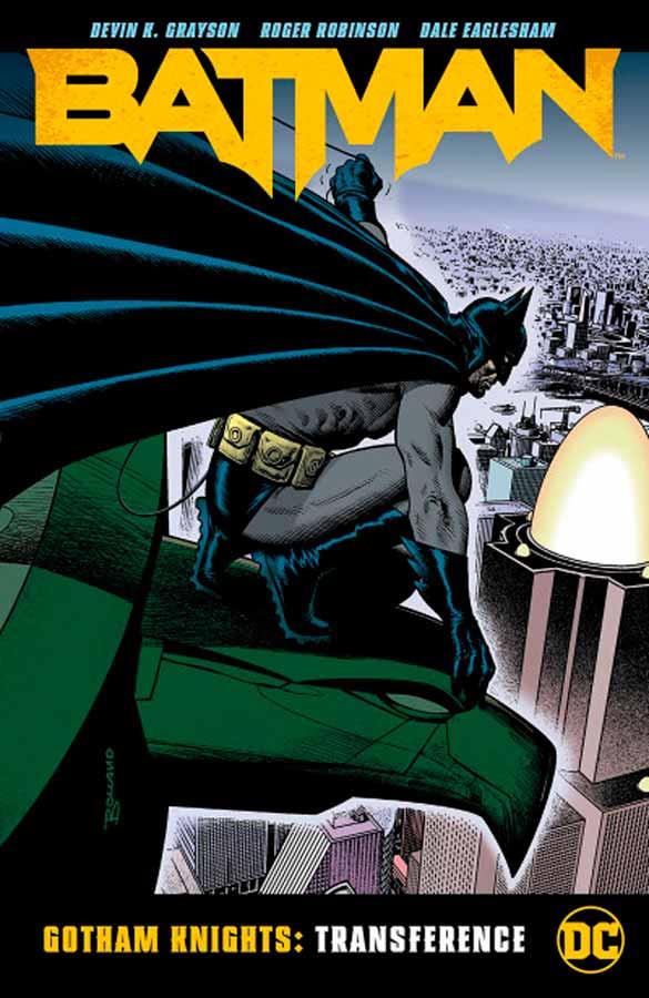 Batman Gotham Knights #7, Бэтмен Рыцари Готэма №7, читать комиксы онлайн бэтмен