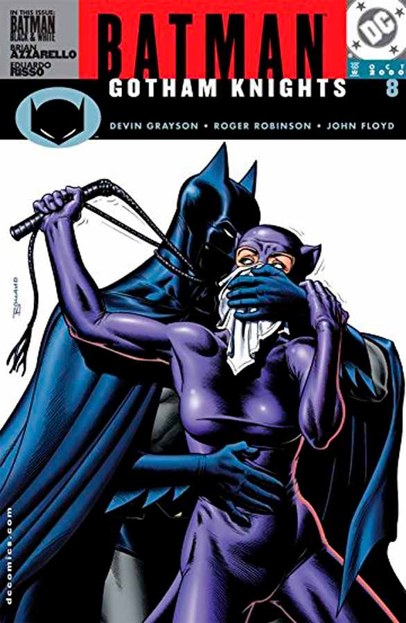 Batman Gotham Knights #8, Бэтмен Рыцари Готэма №8, читать комиксы онлайн бэтмен