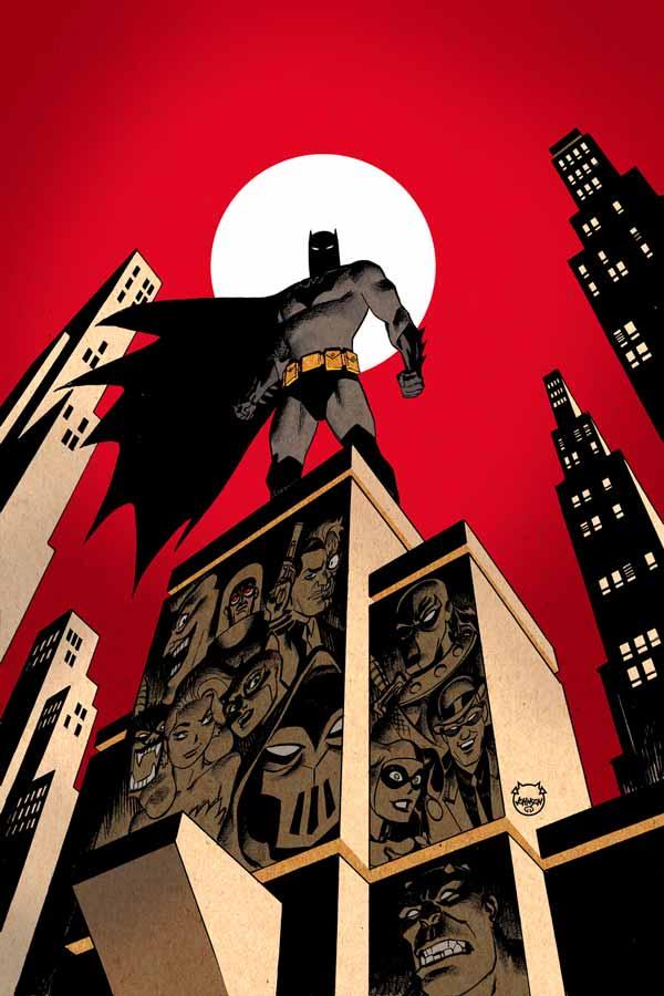 Batman: The Adventures Continue #1, Бэтмен Приключения Продолжаются #1
