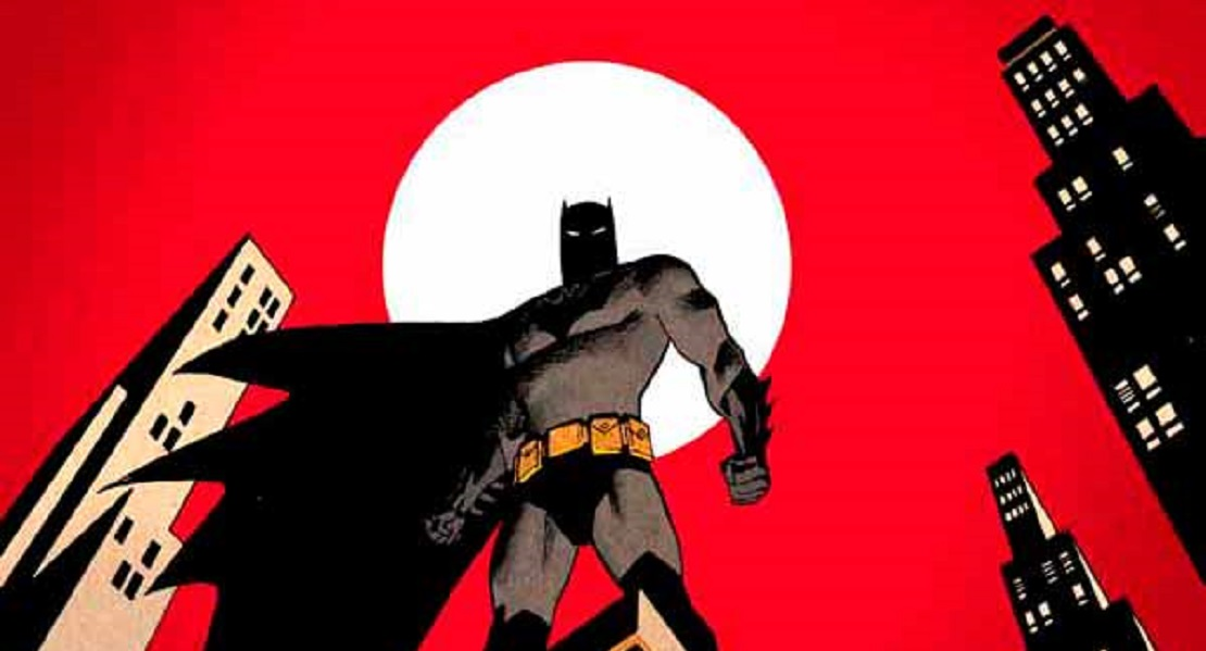 Читать комиксы Приключение Бэтмена