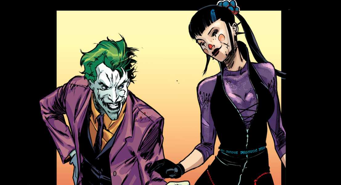 Панчлайн ДС, Punchline DC, комиксы Бэтмен