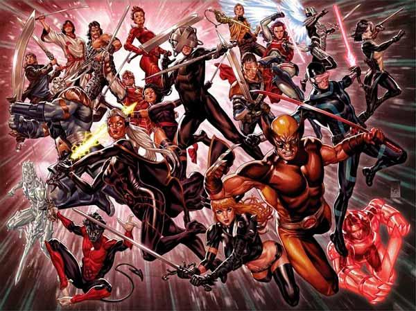 X of Swords, X-men, комиксы Люди Икс, 10 мечей