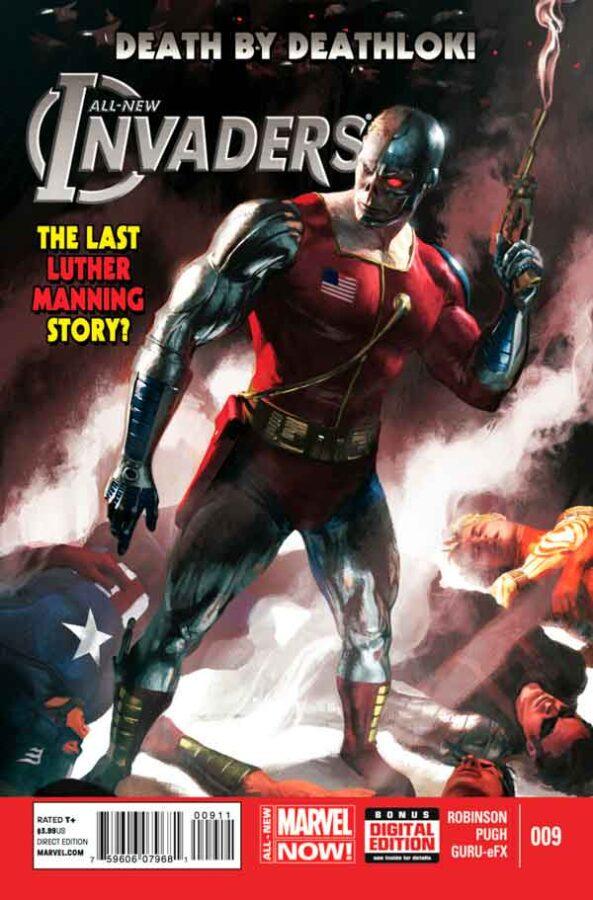 All-New Invaders #9 / Совершенно Новые Захватчики #9 скачать/читать онлайн