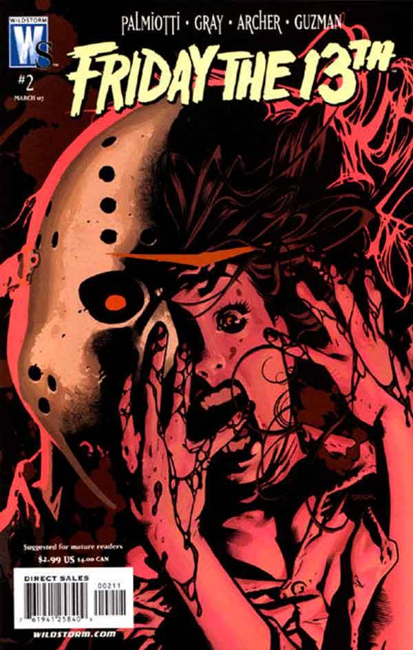 Friday The 13th #02, комикс Пятница 13-е читать онлайн