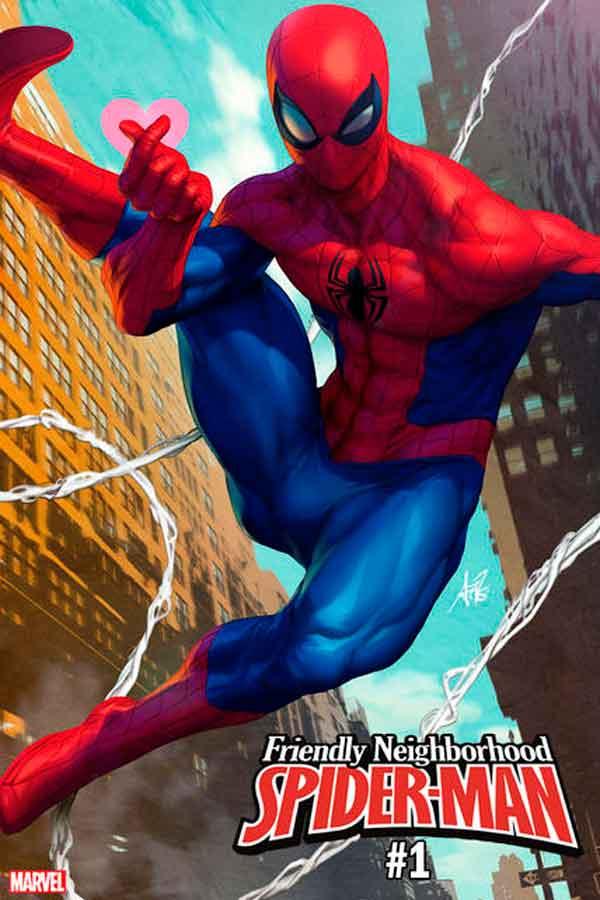 Friendly Neighborhood Spider-Man #1 Дружелюбный Человек Паук #1 2019 читать скачать комиксы онлайн