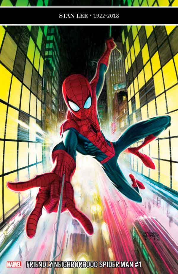 Friendly Neighborhood Spider-Man 2019 Vol 2 #1, Дружелюбный Человек-Паук Том 2 #1 (2019) читать комиксы онлайн