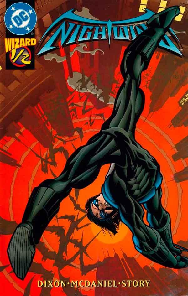 Найтвинг #1/2 Том 2 Nightwing #1/2 Vol 2 скачать/читать онлайн