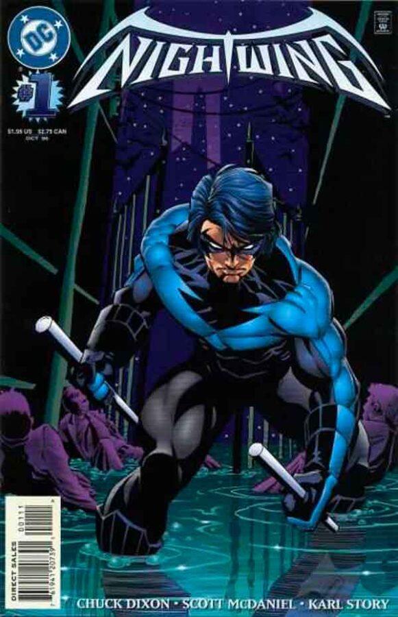 Найтвинг #1 Том 2 Nightwing #1 Vol 2 скачать/читать онлайн