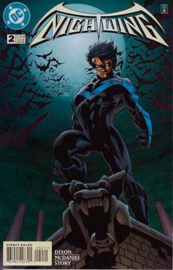 Найтвинг #2 Том 2 Nightwing #2 Vol 2 скачать/читать онлайн