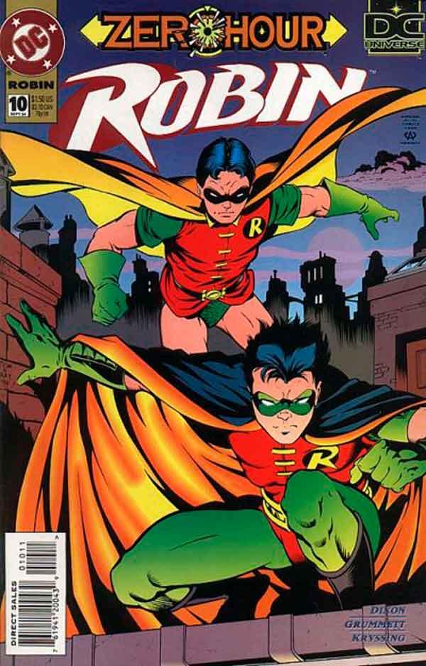 Robin Vol 2 #10 / Робин Том 2 #10 скачать/читать онлайн