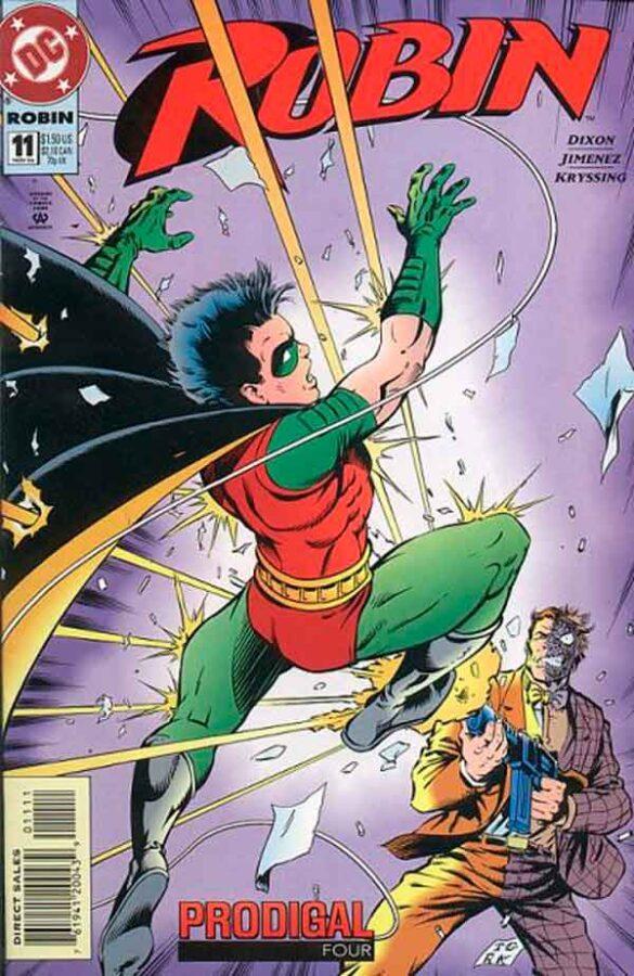 Robin Vol 2 #11 / Робин Том 2 #11 скачать/читать онлайн